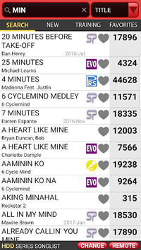 The Platinum Digital Songbook APK screenshot 1
