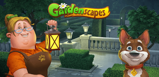 Gardenscapes pc screenshot