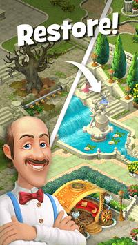 Gardenscapes APK screenshot 1