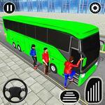 City Passenger Coach Bus Simulator: Bus Driving 3D icon