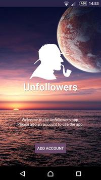 Unfollowers APK screenshot 1