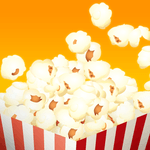 Popcorn: Movie Showtimes, Tickets, Trailers & News icon