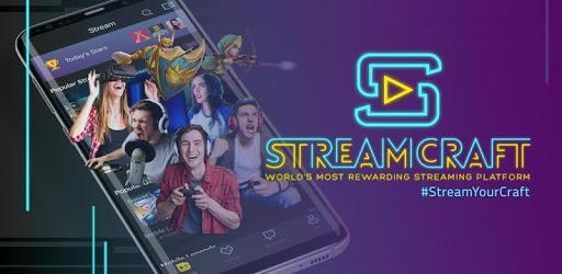 StreamCraft - Live Stream Games & Chat pc screenshot