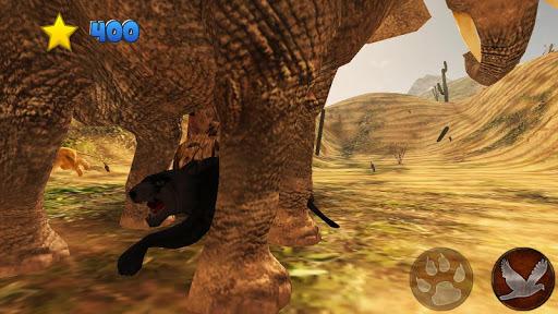 Black panther ferocious apk screenshot 2