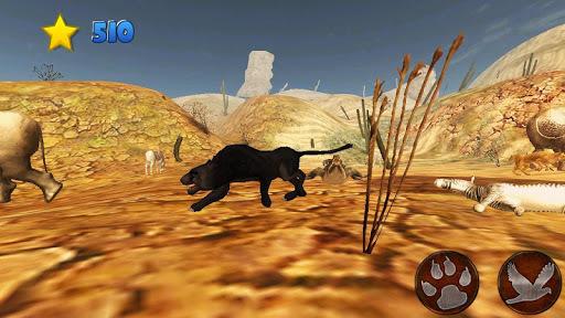 Black panther ferocious APK screenshot 1