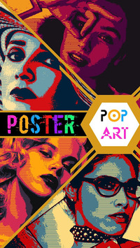 Poster PopArt APK screenshot 1