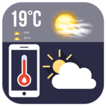 Temperature : Mobile, Room & City FOR PC