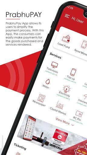 PrabhuPAY - Mobile Wallet (Nepal) APK screenshot 1