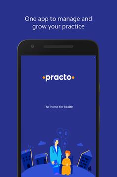 Practo Pro - For Doctors APK screenshot 1