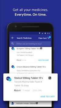 Practo — Doctors, Order Medicines, Consult Online APK screenshot 1