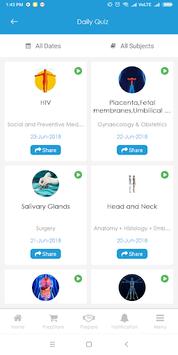 Medical & Dental PG, FMGE Preparation - PrepLadder APK screenshot 1