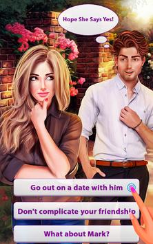 Hometown Romance - Choose Your Own Story APK screenshot 1