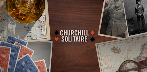 Churchill Solitaire Card Game pc screenshot