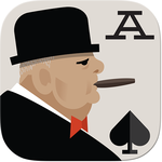 Churchill Solitaire Card Game for pc icon