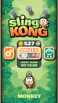 Sling Kong APK screenshot 1