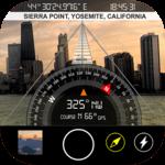 Compass S8 (GPS Camera) icon