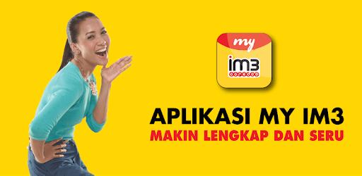 myIM3 - Cek Kuota & Beli Paket Internet pc screenshot