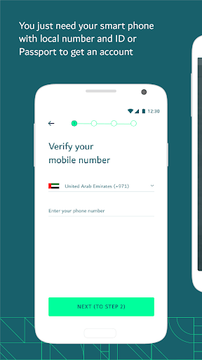 Pyypl – Payment card for everyone APK screenshot 1