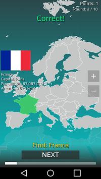 World Map Quiz APK screenshot 1