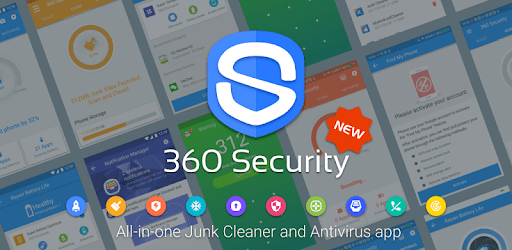 360 Security - Free Antivirus, Booster, Cleaner pc screenshot