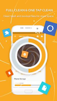 360 Security - Free Antivirus, Booster, Cleaner APK screenshot 1