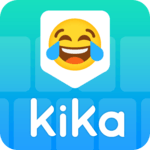 Kika Keyboard - Emoji Keyboard, Emoticon, GIF for pc icon