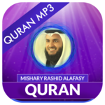 Quran Mp3 Mishari Rashid Al-Afasy icon