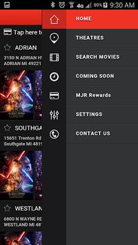 MJR Digital Cinemas APK screenshot 1