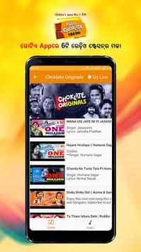 Radio Choklate 104 FM (Official) APK screenshot 1