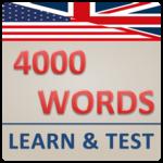 4000 American English Words icon