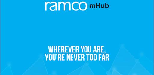 Ramco Mobile Hub pc screenshot
