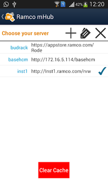 Ramco Mobile Hub APK screenshot 1