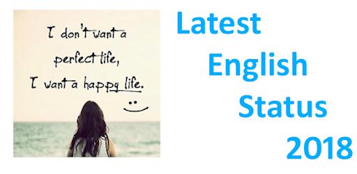 English Status 2018 pc screenshot