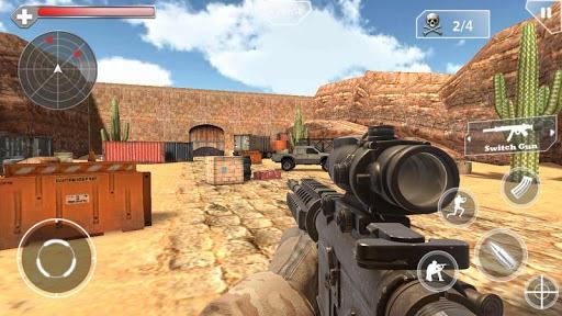Shoot Hunter-Gun Killer APK screenshot 1