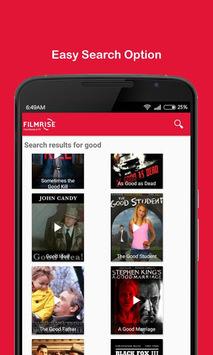 FilmRise - Free Movies & TV APK screenshot 1