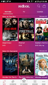 Redbox – Rent, Watch, Play APK screenshot 1