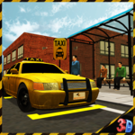 Taxi Game 2018: Cab Driving Simulator FOR PC