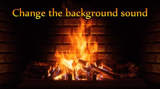 Romantic Fireplaces APK screenshot 1