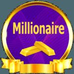 Millionaire icon