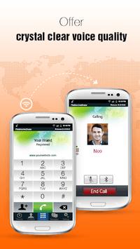 iTel Mobile Dialer Express APK screenshot 1
