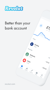 Revolut - Better than your bank APK screenshot 1