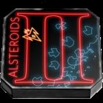 Asteroid Marauder Retro icon