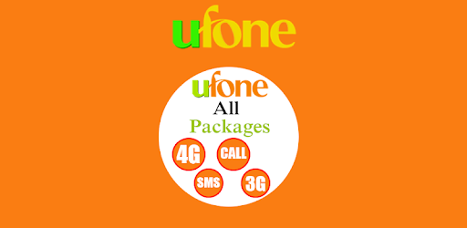 All Ufone Packages 2018 pc screenshot