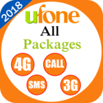 All Ufone Packages 2018 for pc icon