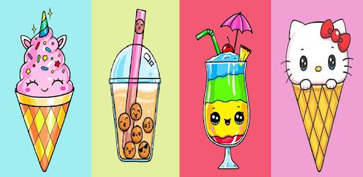 How To Draw Cute Ice Cream pc screenshot