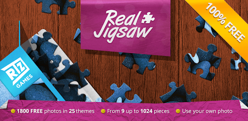 Free Jigsaw Puzzles Real for PC Download (Windows 7/8)