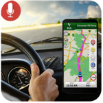 Voice GPS Navigation & Maps Tracker FOR PC
