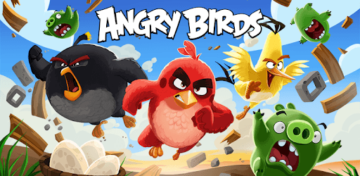 Angry Birds Classic pc screenshot