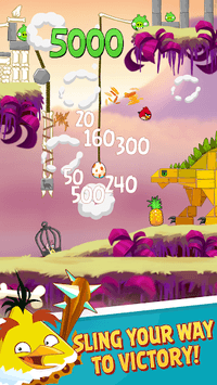 Angry Birds Classic APK screenshot 1