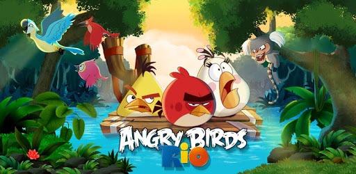 Angry Birds Rio pc screenshot